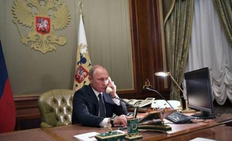 ТАСС: Путин обеща помощ за САЩ в борбата с тероризма