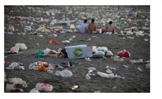 Морето изхвърли кофичка от мляко на 44 години