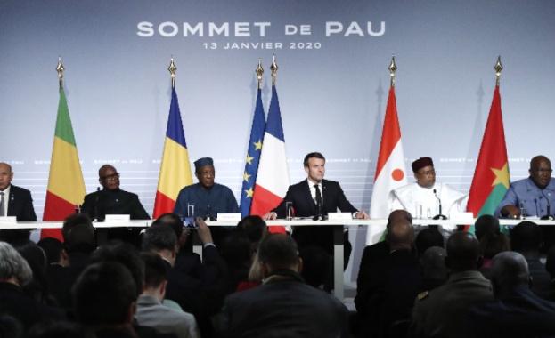 Франция и страните от Г5 Сахел ще засилят сътрудничеството си в борбата срещу тероризма