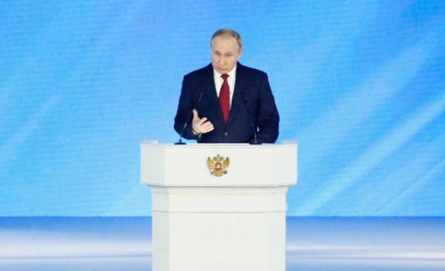 Путин: Русия се нуждае от силна президентска власт