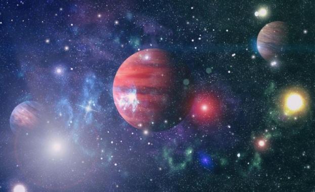 Опирайки се на комбинираната мощ на телескопа АЛМА в Чили