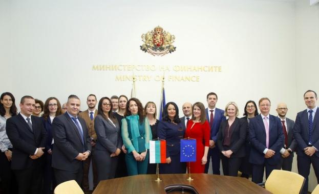 Фонд на фондовете подписа Меморандум за разбирателство с Европейската инвестиционна