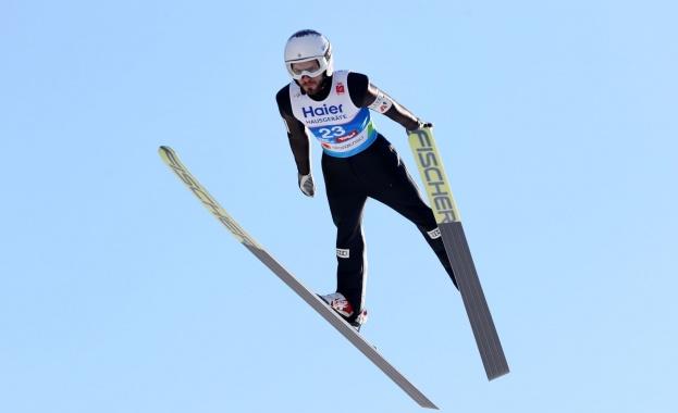 Българският ски скачач Владимир Зографски завърши на 36-о място в