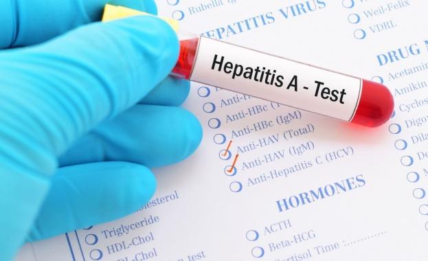 Сериозно повишение на случаите на заболели от хепатит в цялата
