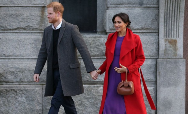 Принц Хари и Меган Маркъл няма да използват повече титлите