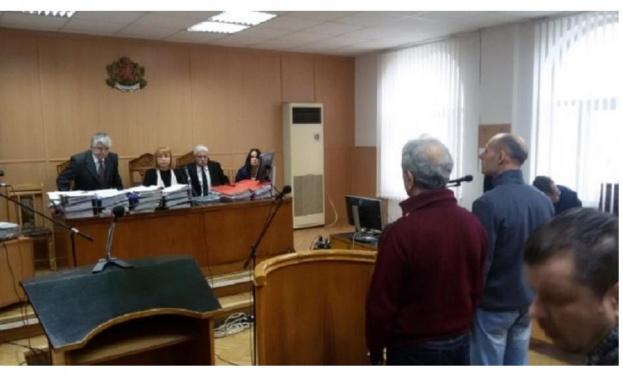 Присъди от по 20 години затвор за машинистите Димитър Михнев