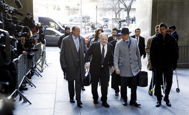 67-годишният Уайнстайн е изправен пред доживотна присъда, ако бъде осъден
