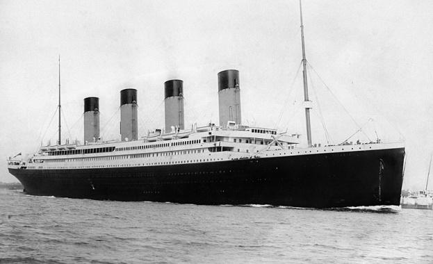 """""""Спутник"""": Вадят уникален артефакт от потъналия Титаник"""