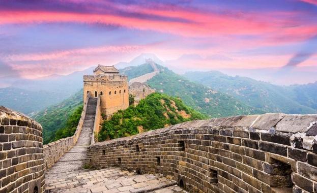 Някои части от Великата китайска стена ще бъдат затворени от
