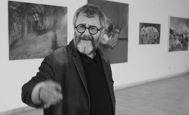 Големият български художник Андрей Даниел е починал тази нощ, съобщиха