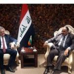 Румен Петков е в Ирак, където се срещна с Хасан Шуерд Хамдани