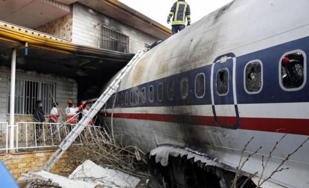 Иранският военнослужещ, който свали украинския самолет, е арестуван, и в