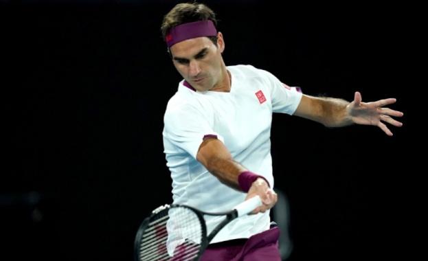 Шесткратният шампион Роджър Федерер се класира за 15-и път за