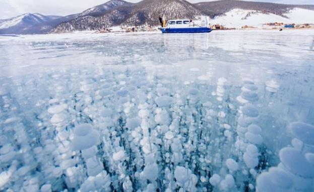 207 руски рибари бяха спасени, след като ледът, върху който