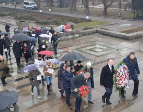 В София отдадоха почит на Международния ден на жертвите на Холокоста