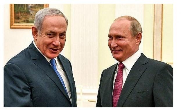 Израелският премиер Бенямин Нетаняху пристига на кратко работно посещение в