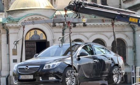Софиянци подават средно по 8 сигнала на ден за неправилно паркирани автомобили