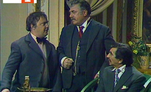 В памет на Стоянка Мутафова Един от култовите спектакли на