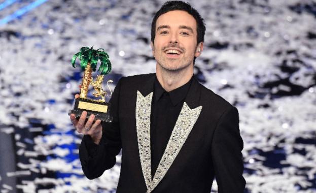 38-годишният Антонио Диодато е тазгодишният победител на 70-ия