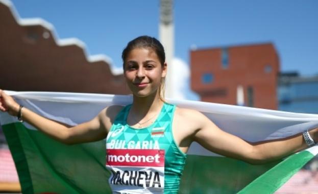 Българските атлети с три медала на Балканиадата в Истанбул