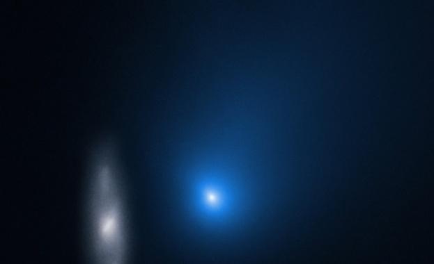 Международен екип от астрономи е успял да установи периодичен радиосигнал