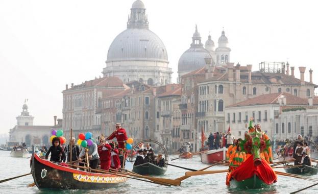 Венеция монтира специални сензори - броячи, чрез които да установи