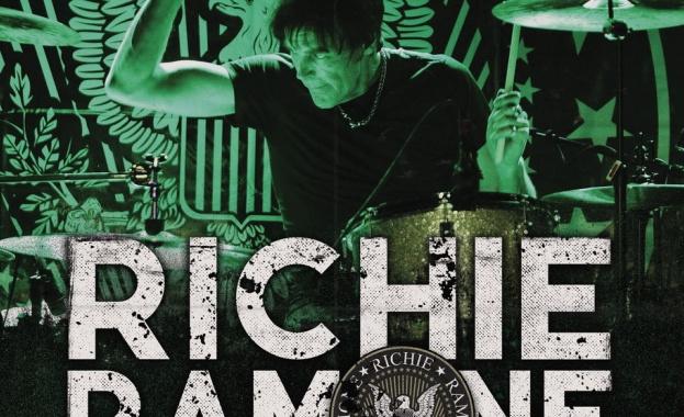 Най-бързият барабанист на RAMONES - Richie Ramone  пристига за специален концерт в София