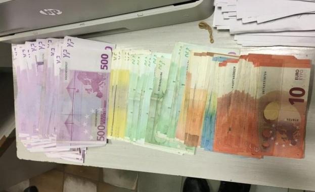 Иззеха недекларирана валута за над 400 000 лв. в чанта на пътничка в Малко Търново
