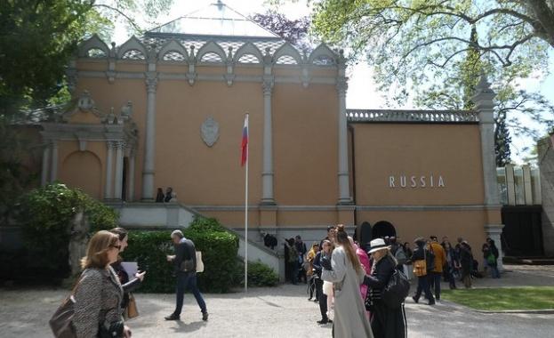 Архитектурен пърформанс представя Русия на Биеналето във Венеция през 2020 г.