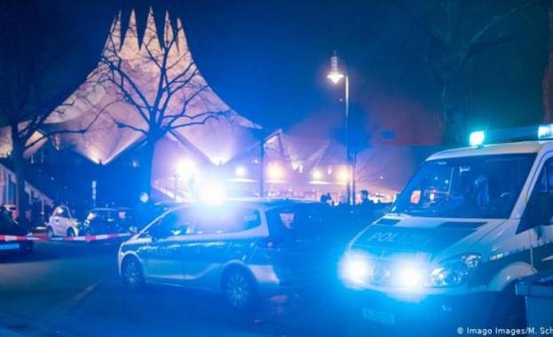 Загинал и ранени при стрелба в Берлин