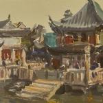 Откриват изложба на Дечко Узунов, посветена на Китай
