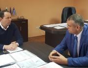 Председателят на АПИ Георги Терзийски се срещна с кметовете на Бистрица и Панчарево