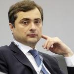 Путин освободи помощника си Владислав Сурков