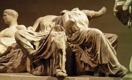 Гърция си иска скулптурите от Партенона след Брекзит