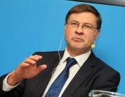 Домбровскис: България ще влезе в чакалнята на еврозоната с няколко месеца закъснение