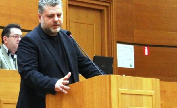 Областният лидер на ВМРО - Пловдив Стефан Послийски е сред