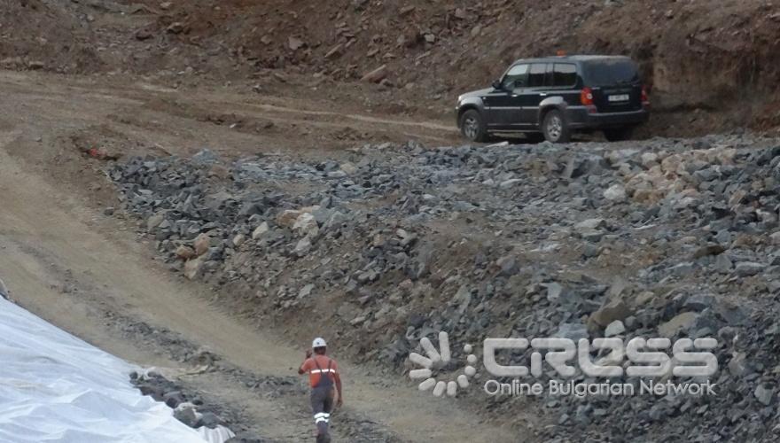 Откриване на рудник