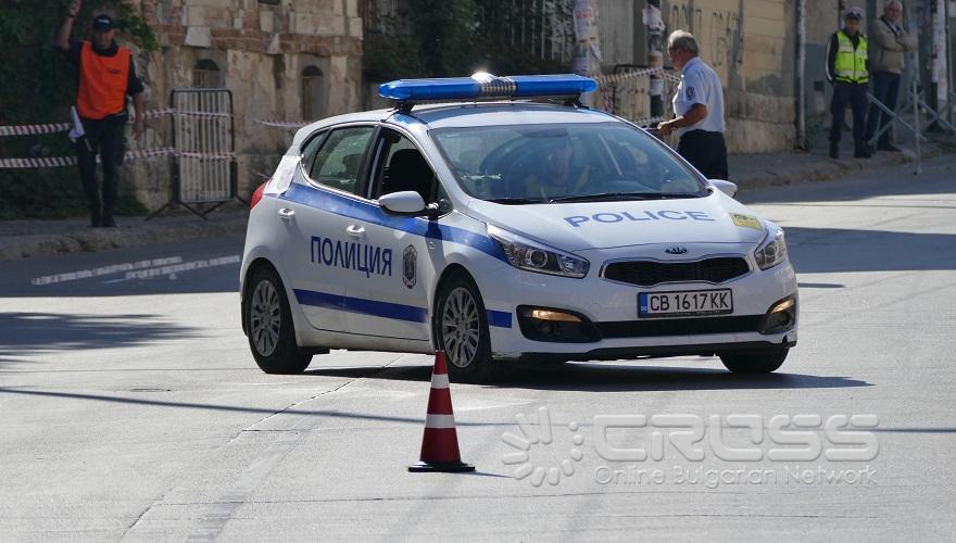 """27 Национален конкурс """"Пътен полицай на годината"""""""