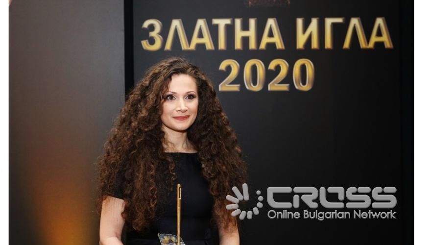 "Ина Асса – ""Дизайнер на годината"" за 2020-та."