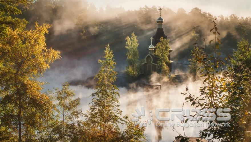 Църквата Св. Андрей Първоначалник край село Мелниково