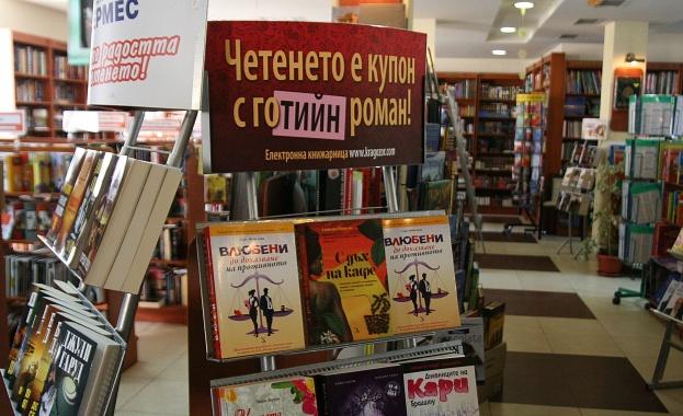 Издателят може да бори кризата само с нови книги