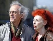 Центърът Помпиду в Париж отвори врати с изложба за Кристо и Жан-Клод