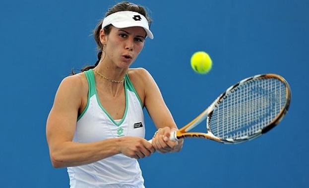Цветана Пиронкова ще се изправи срещу 17-годишната изгряваща звезда на