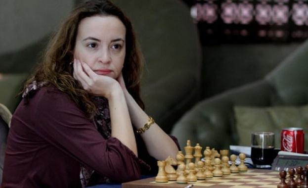 Антоанета Стефанова е в четвъртия кръг на Световната купа по шахмат