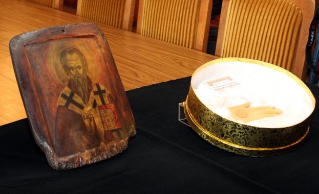 Житие на свети равноапостолни Климент Охридски, Просветител български, чудотворец Бог