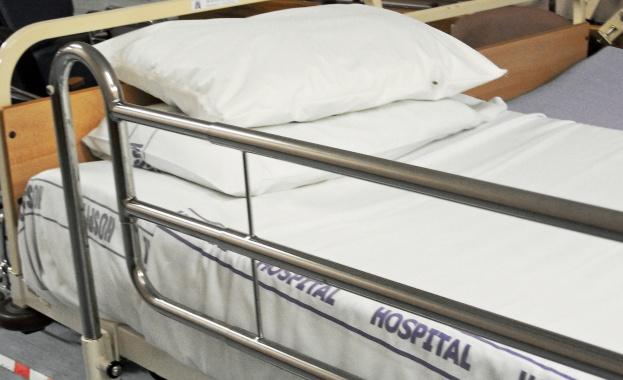 В болницата в Гоце Делчев бяха заети и последните две