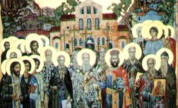 Пренасяне мощите на св. архидякон Стефан. Св. свщмчк Стефан, папа Римски.