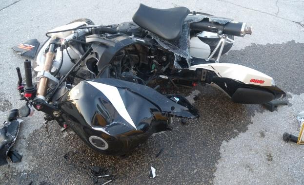 37-годишен моторист загина край Пловдив