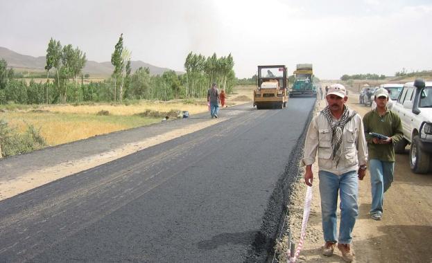 Ремонтират асфалтовата настилка между Разград и Ломци