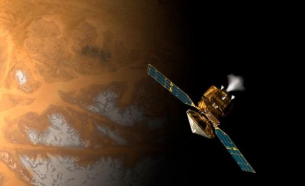 Канадски планетолози установиха, че мрежите от долини, характерни за Марс,
